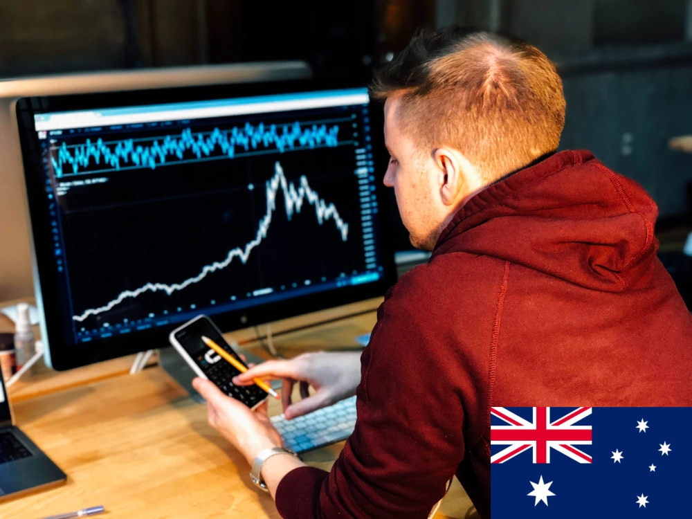 largest forex brokers australia flag