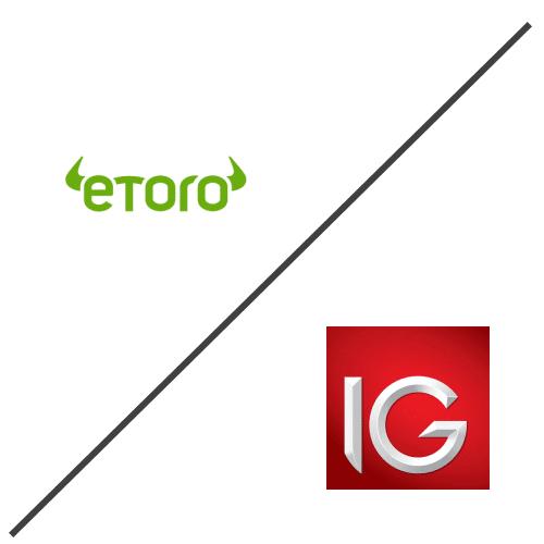 etoro and IG