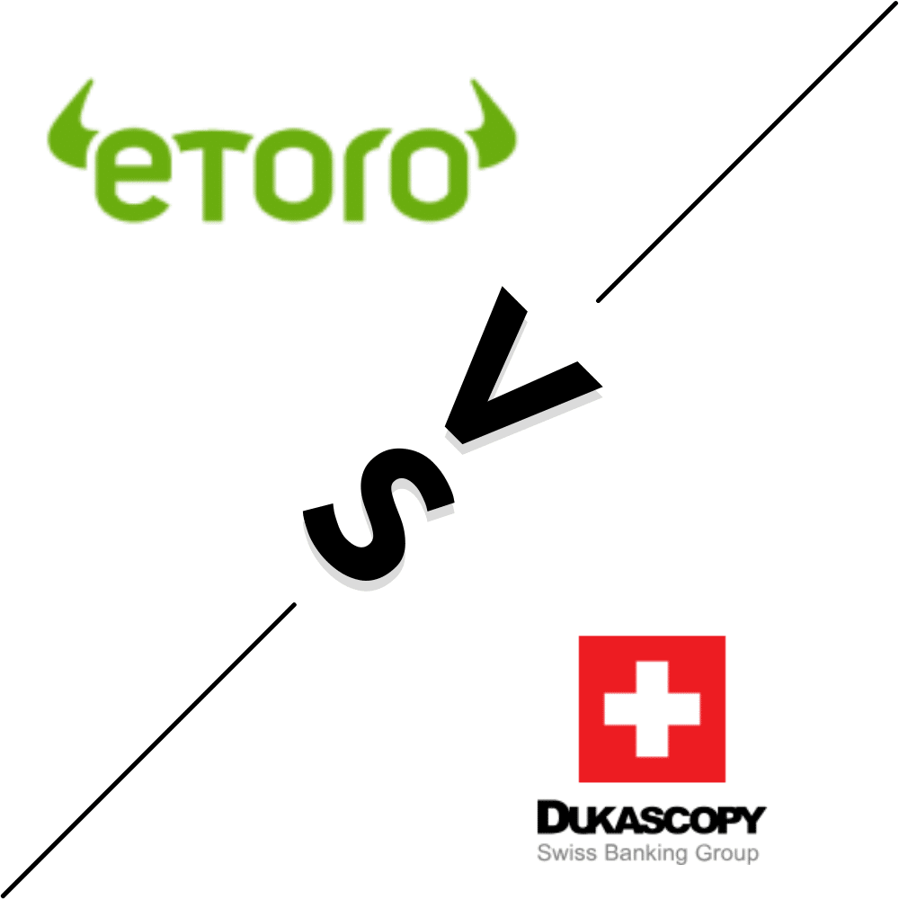 eToro vs Dukascopy