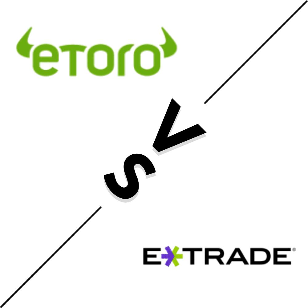 etoro vs e-Trade