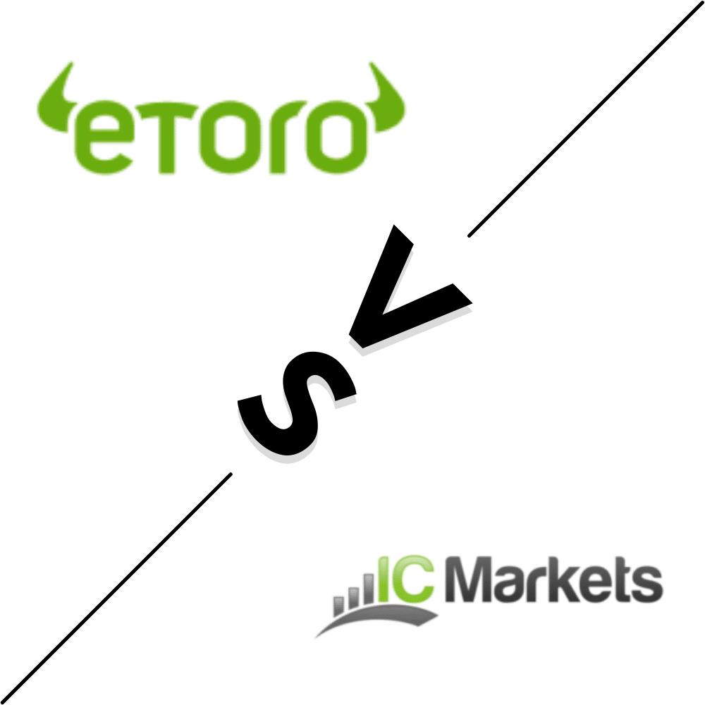 eToro vs IC Markets