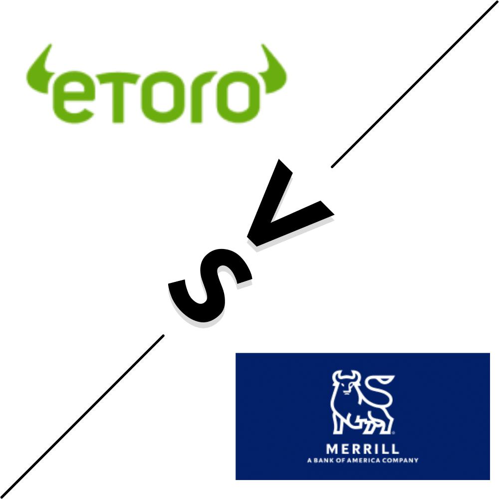 eToro vs Merrill Edge