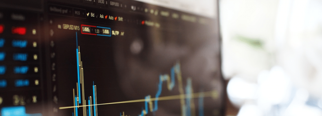 Trading Charts On Computer